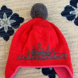 Kate Spade crown winter hat